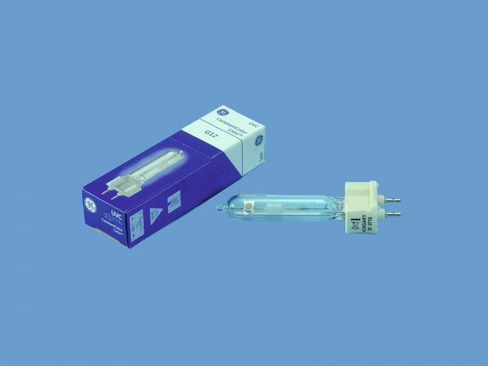 GE CMH 35/T/UVC/U/942 lamppu 35W G12 240V 4200K 18000h