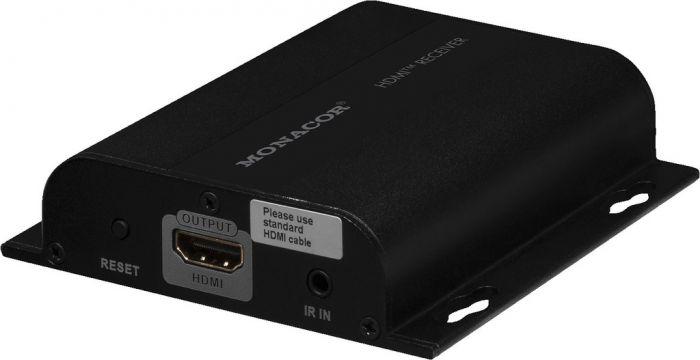 MONACOR INS-100R HDMI™ via CAT vastaanotin reciever
