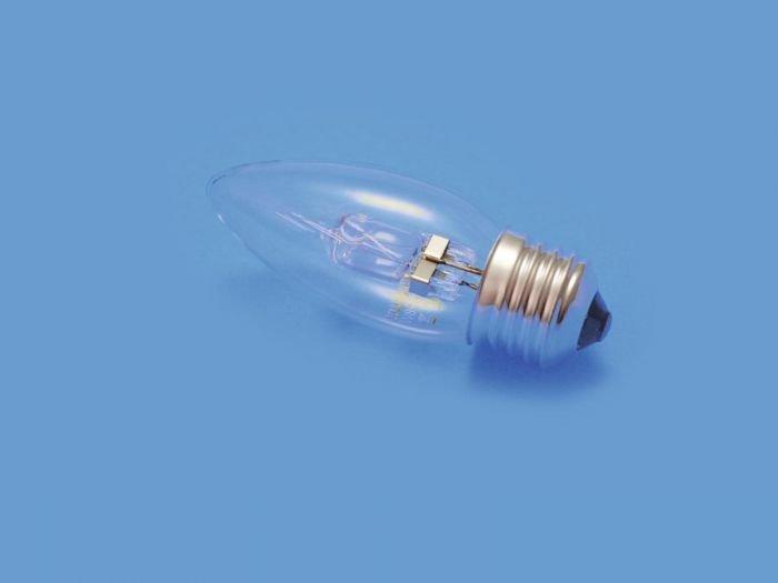 OMNILUX 18W Halogeeni kynttilälamppu 2700K E27 230V