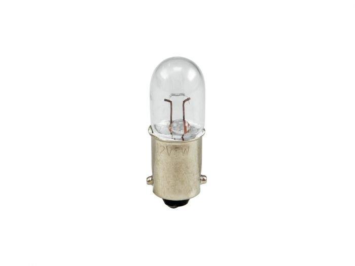 OMNILUX 5W lamppu BA 9s 12V valkoinen 200h