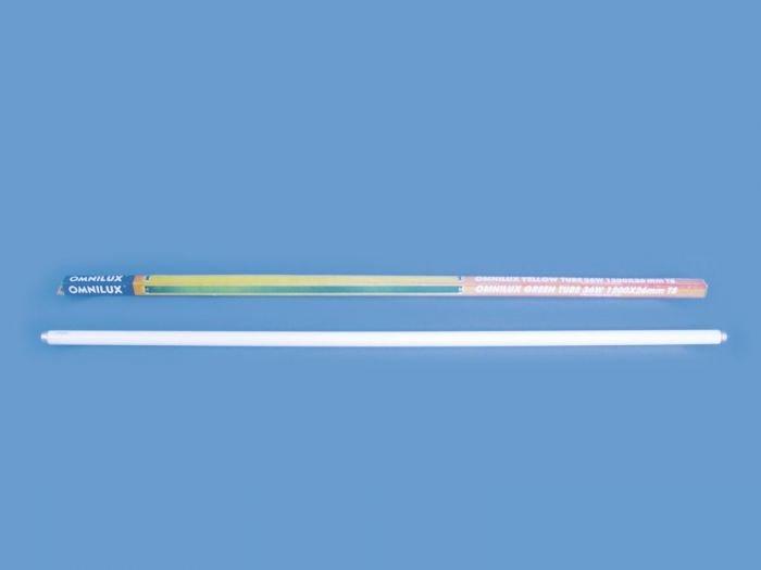 OMNILUX T8 loisteputki 36W G13 1200 x 26mm sininen