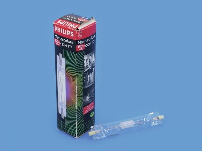 PHILIPS CDM-TD 150W 96V Kaasupurkauslamppu RX7s 3000K