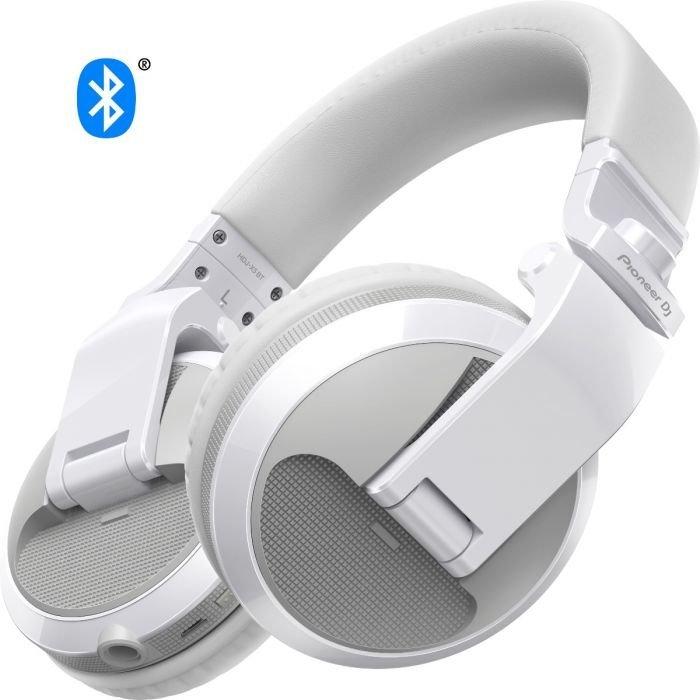 pioneer-hdj-x5bt-k-pro-dj-kuuloke-valkoinen-bluetooth-ja-kaapeli