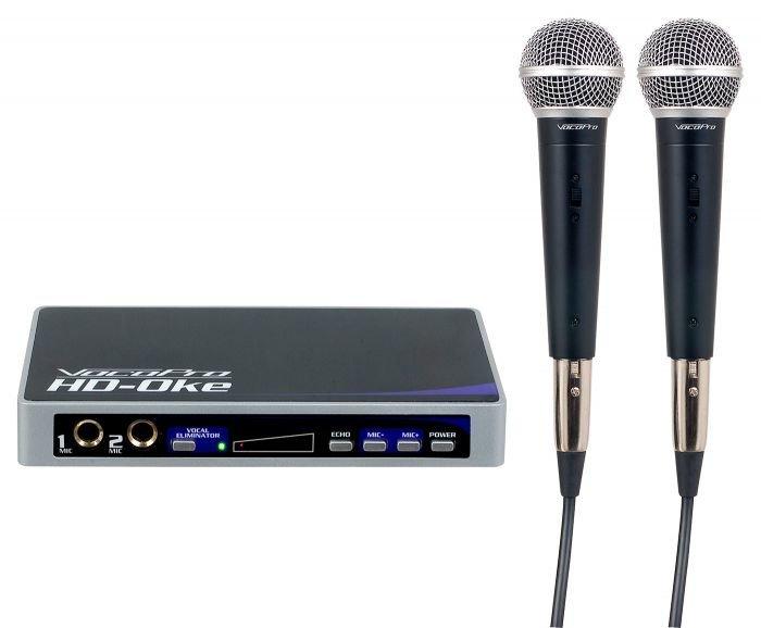 Voit kytkeä mikrofonin vastaanottimen