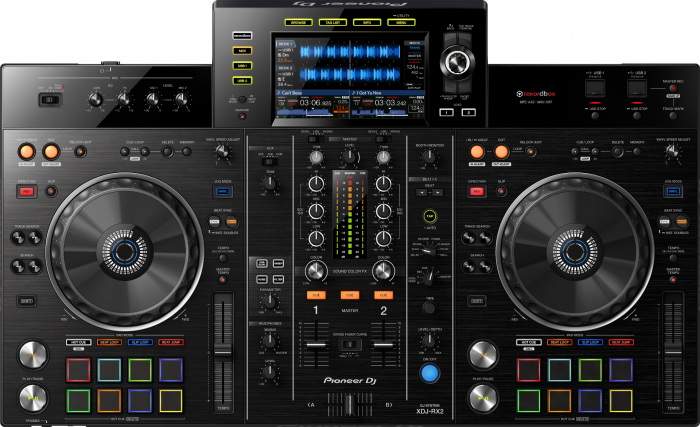 PIONEER XDJ-RX2 DJ kontrolleri USB All-in-one standalone