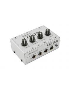 OMNITRONIC LH-031 kuuloke vahvistin