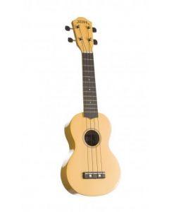 NOIR Keltainen ukulele Baton Rouge Noir NU-1S