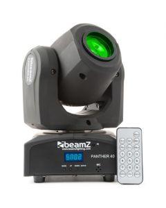BEAMZ Panther 40 moving head Kompakti 45W liikkuva LED spot