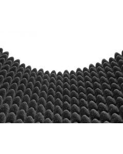 OMNITRONIC Munakennovaahtomuovi 70mm 50x100cm