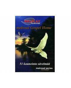 MELHOME Gospel Home KARAOKE DVD levyllä on 51