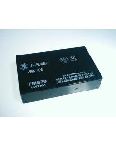 OMNITRONIC Rechargable Battery for WAMS-04