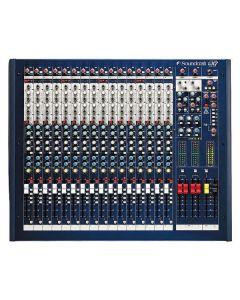 SOUNDCRAFT LX 7ii LIVE 16 mono-, 2 stereo kanavaa