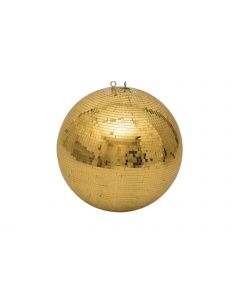 EUROLITE 50cm peilipallo kullan värinen discopallo