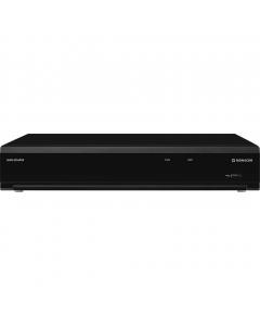 MONACOR NWR-3216POE - 32-kanavainen verkkotallennin IP -kameroille