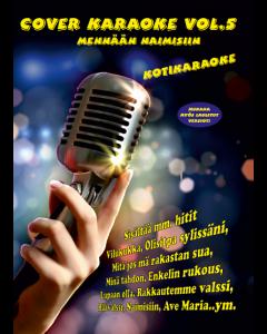 cover-kotikaraoke-vol5-MENNÄÄN NAIMISIIN DVD