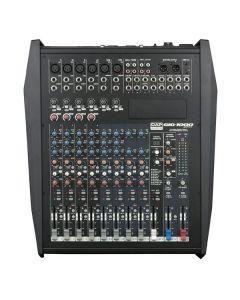 DAP-AUDIO GIG-1000CFX 12 kanavainen mikserivahvistin 1000W sekä DSP