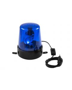 Eurolite poliisivalo sininen DE-1 LED lampulla