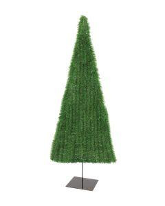 EUROPALMS 150 cm Kuusi litteä malli vihreä