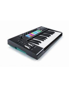 Novation Launchkey 25 MK2 - USB Midi piano pad ohjain - Mukana lisäohjelmia - Pc Mac Ipad