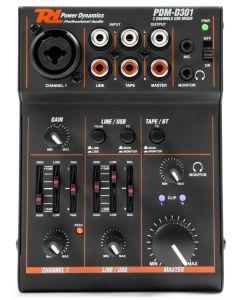 powerdynamics-pdm-d301-kolmi-kanavainen-usb-mikseri