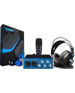 PreSonus AudioBox USB 96 Studio -äänikorttisetti