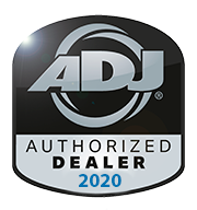 ADJ Authorized Dealer