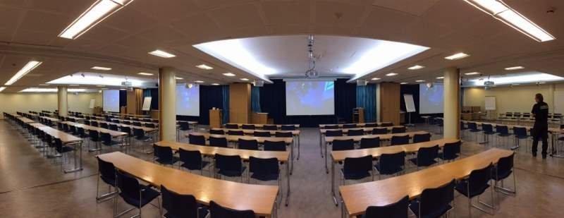 Hotelli Vantaa kokoustekniikkaa